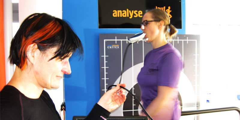 Aeroscan Analyse LaufSinn