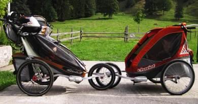 Kinderwagen Fahrradanhänger