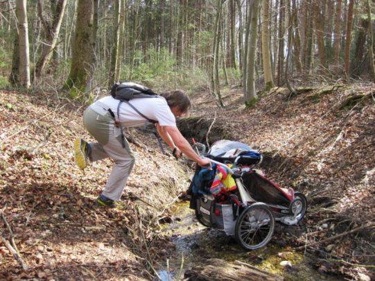 Feldafing Waldtrail