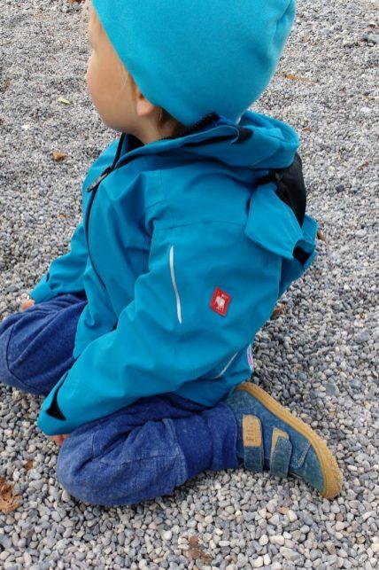 Softshell Hardshell Multi-Funktionsjacke für Kinder