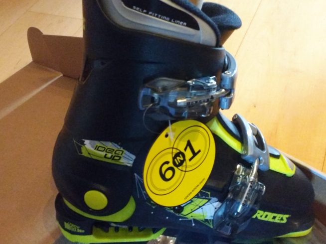 Roces Idea verstellbare Skistiefel