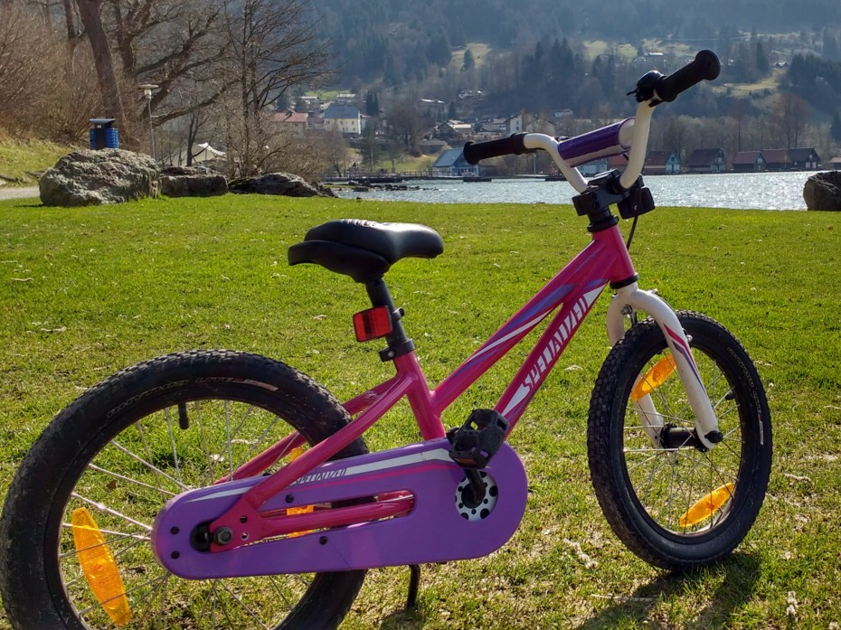 MTB Specialized Hot Rock Girl Pink Kinder
