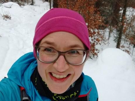 Charlotte Schuhtest Trail Winter