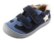 Filii Barefoot Sportschuh flach (blau)