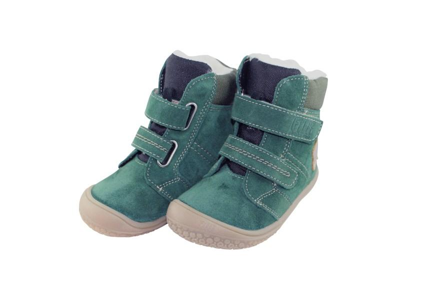 Filii Barefoot Stiefel Himalaya (grün)