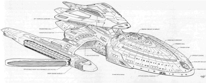 Matmata's Starfleet Registry
