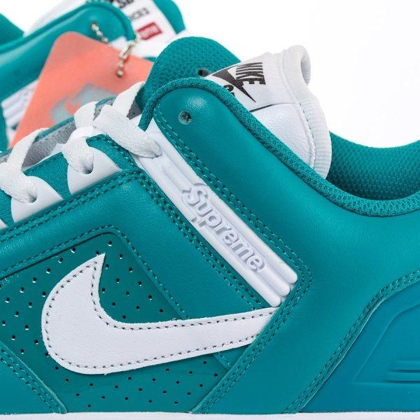 half off 27095 7fe43 Supreme X Nike Sb Af2 Air Force 2 Emerald Aa0871-313