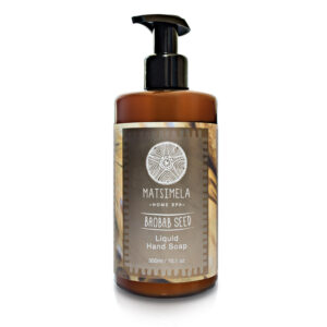 Baobab hand soap - Matsimela Home Spa