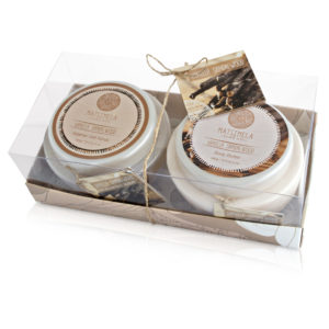 Vanilla sandalwood - Matsimela Home Spa