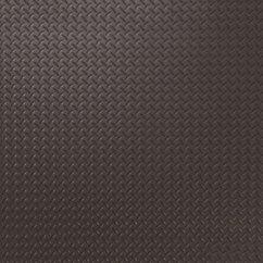 Custom Size Chair Mats For Carpet Power Wheelchair Batteries Medicare Durable Diamond Top Anti-fatigue Mat - 9/16 Inch Thick