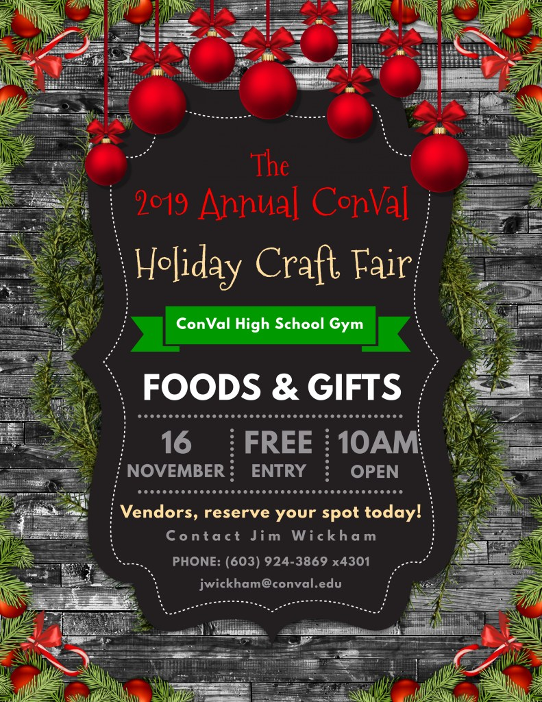 Conval Craft Fair