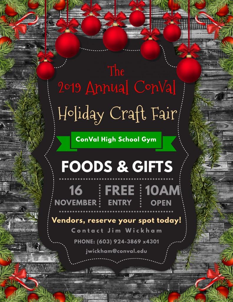 Conval Craft Fair