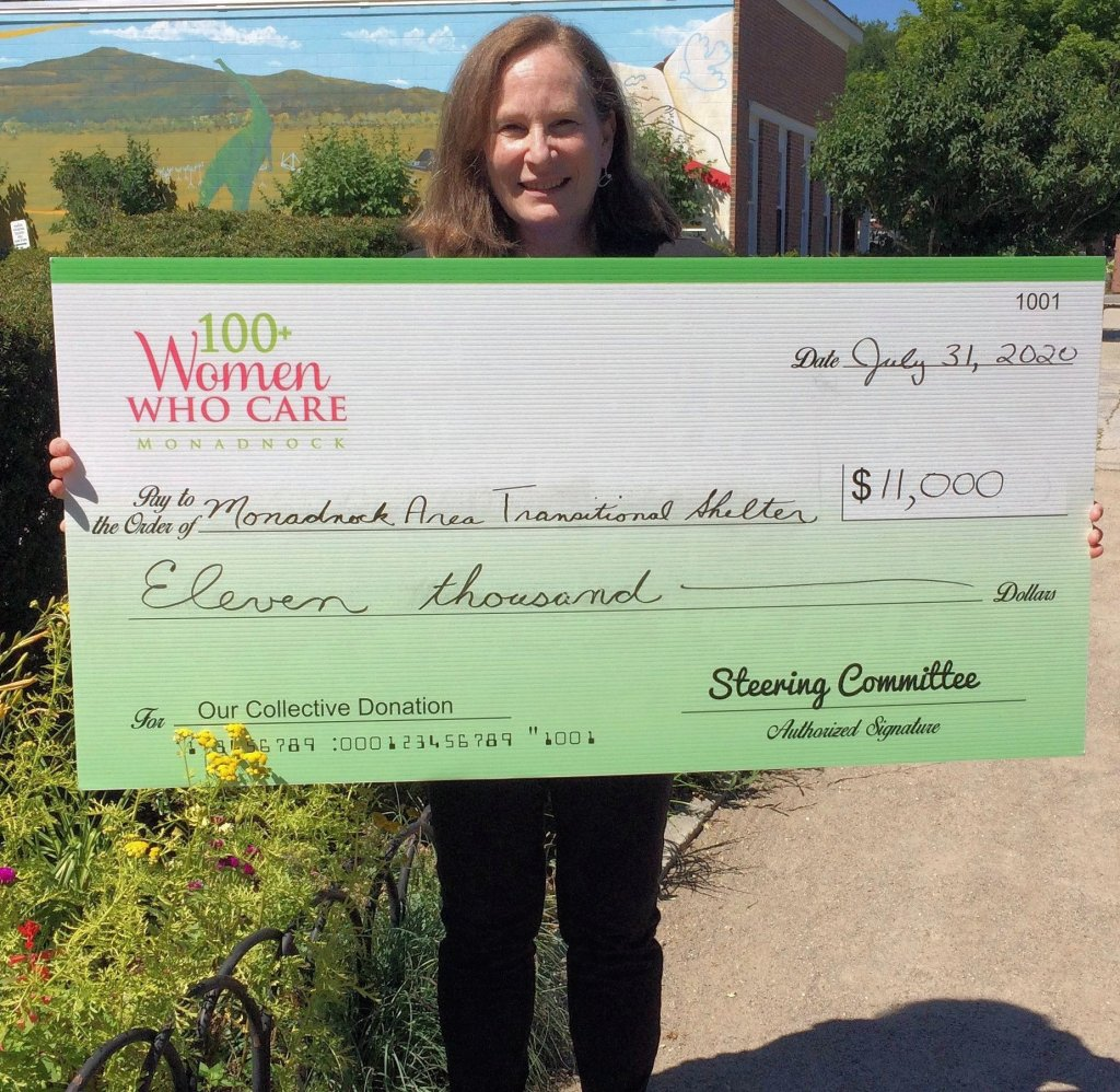 100 Plus Women Who Care Monadnock
