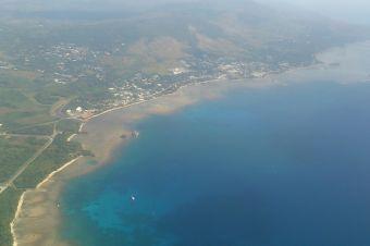 【無料素材】グアム島を空撮!ご自由にご利用下さい♪