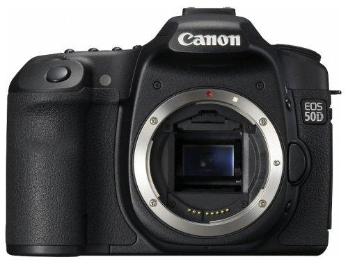 僕のメイン一眼レフカメラ「EOS 50D」