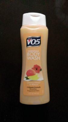 VO5 BODY WASH