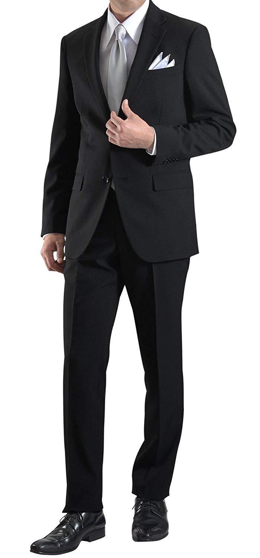 Amazonで礼服(喪服)を買ってみたところ、サイズぴったり&高品質過ぎて感動!