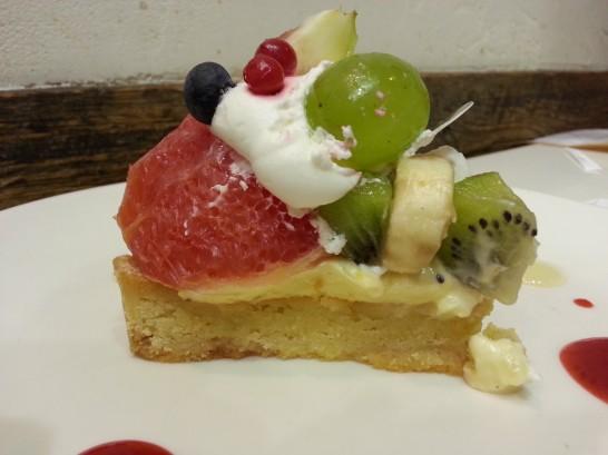 フラッグスカフェのケーキ (1)