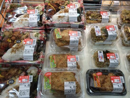 イトーヨーカドーの弁当・惣菜売り場