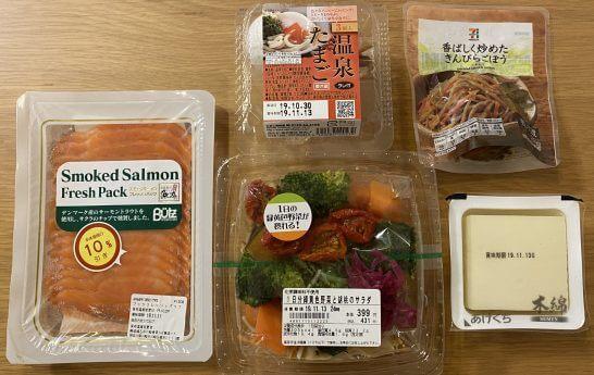 ダイエットに資する食品