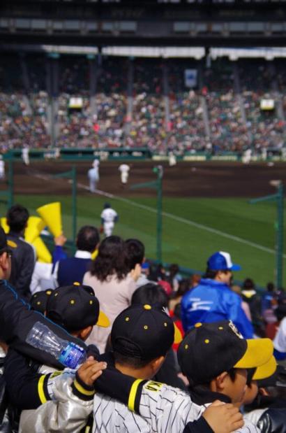 阪神タイガースの応援