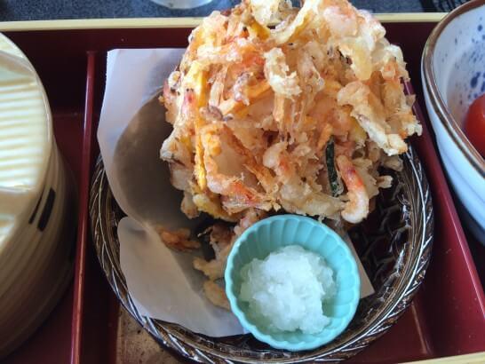 かごの屋のにぎり寿司ランチのアップ2