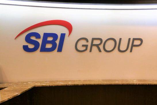 SBIグループのロゴ
