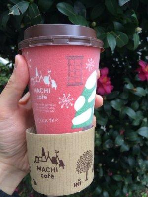 ローソンのカフェラテの容器