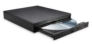 Wi-Fi対応DVDドライブ