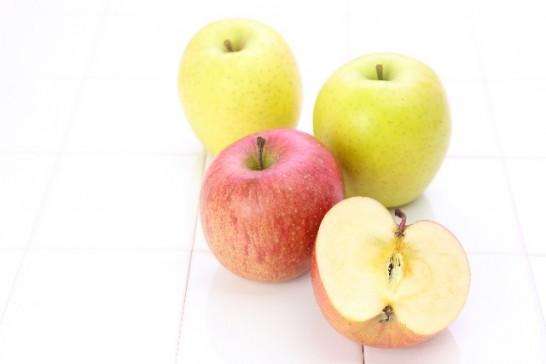長野県特産品のリンゴ