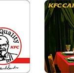 KFC CARD