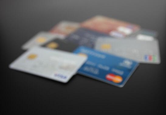 クレジットカードのイメージ画像