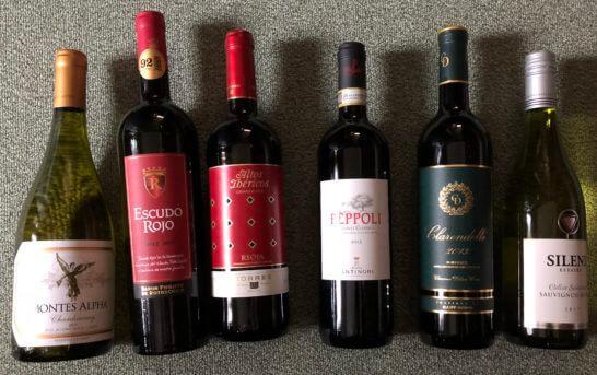 エノテカのベストセラーワイン6本セット