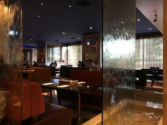 ヒルトン東京ベイのレストラン