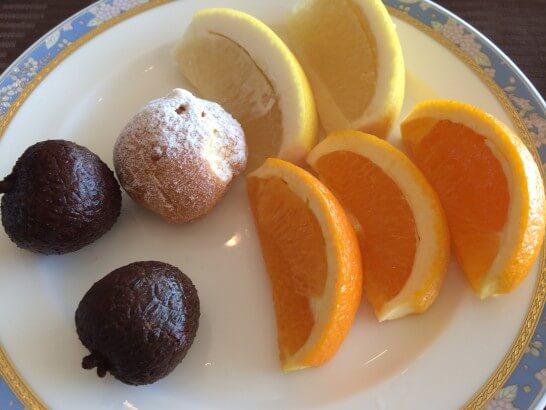 鎌倉プリンスホテルの朝食デザート