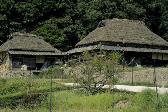 岡山県八塔寺ふるさと村