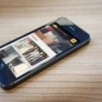 4インチサイズのiPhone