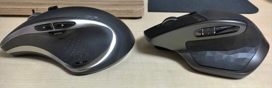 MX2000とm950t(側面)