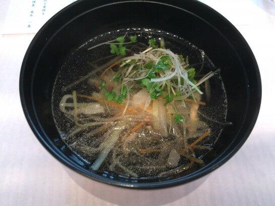 銀座 志の沢煮椀