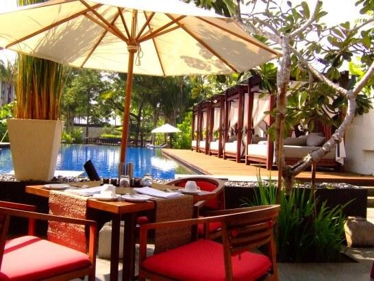 海外のリゾートホテル
