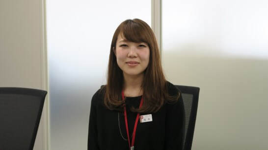 エポスカードの田中さん