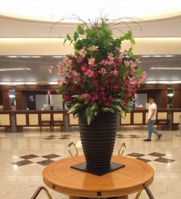 ホテル日航関西空港のロビー