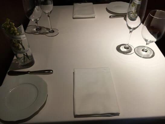 ヴァリノールのテーブル