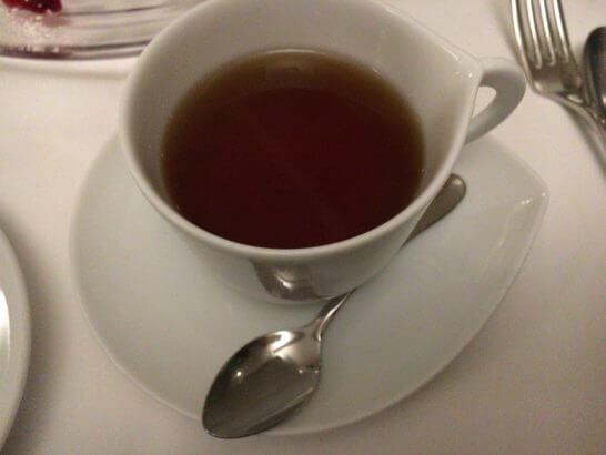 プリミ・バチの紅茶