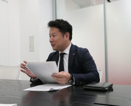 岩井コスモ証券 ネット取引統括部の夏目さん (3)