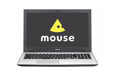 マウスコンピューター 15.6型ノートパソコン「MB-H550BN1-SH-IIYAMA」