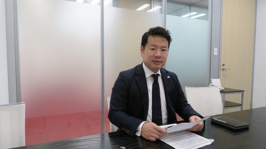岩井コスモ証券 ネット取引統括部の夏目さん (5)