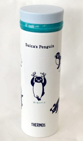 Suicaのペンギン ケータイマグ(ヨガポーズ)