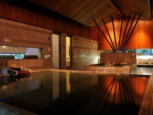 界 松本の風呂