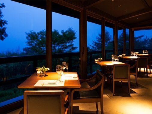 界 阿蘇のレストラン